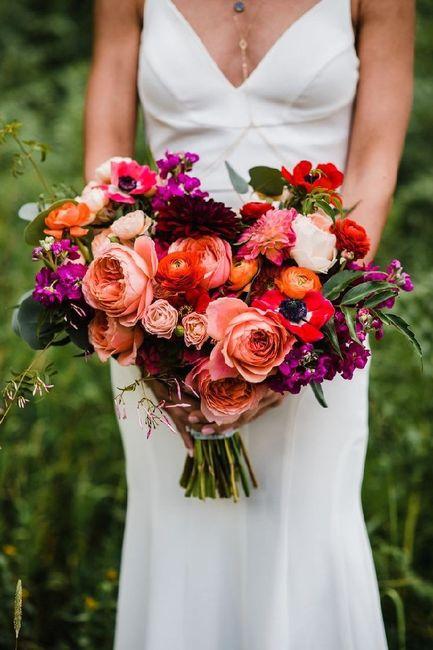Matrimonio colorato e le damigelle?? 1