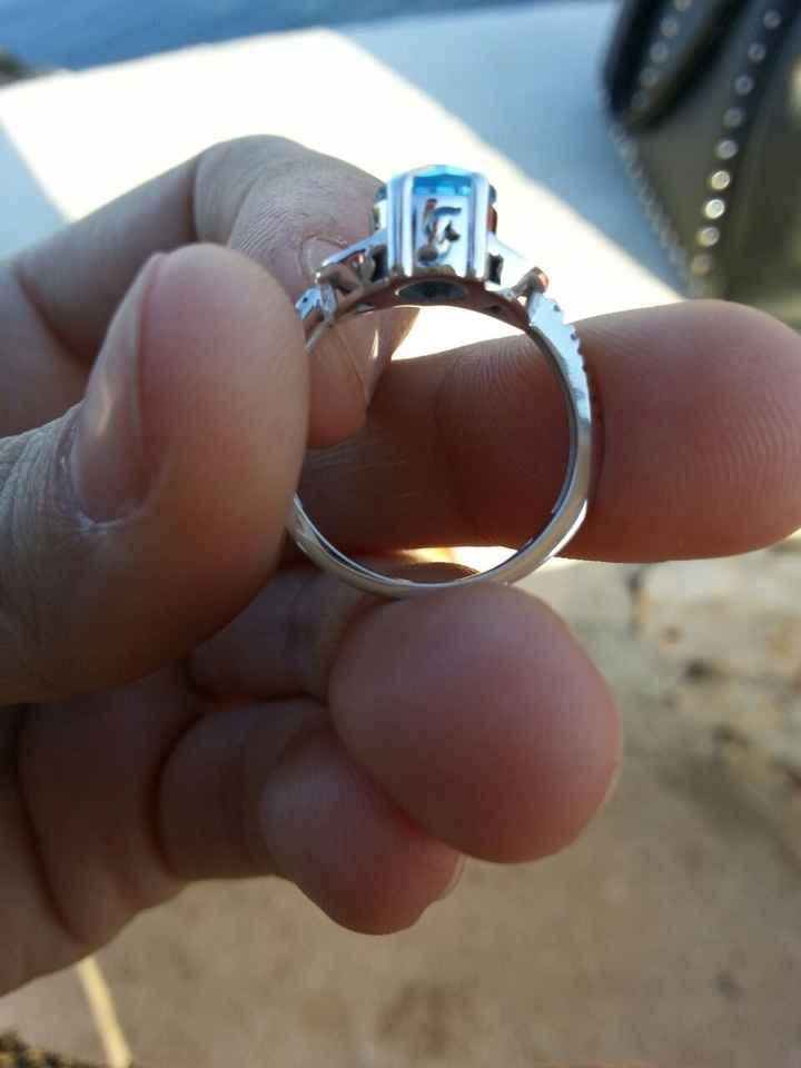 I vostri anelli di fidanzamento: vogliamo vederli! - 3