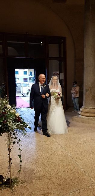 Sposi che sono convolati a nozze durante il Covid-19: lasciate qui i vostri consigli! 👇 - 1