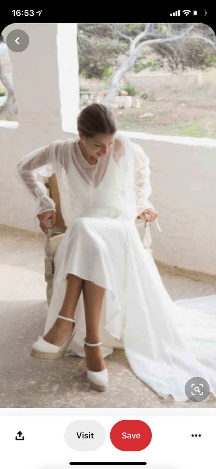 Matrimonio in giardino: e le scarpe? - 1