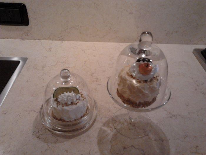 decorazioni per tavolo confettata