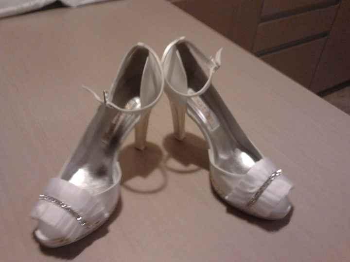 profilo scarpe