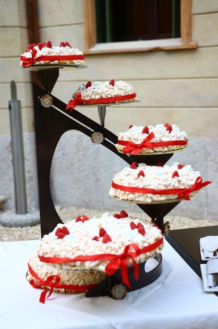 Torta nuziale 6