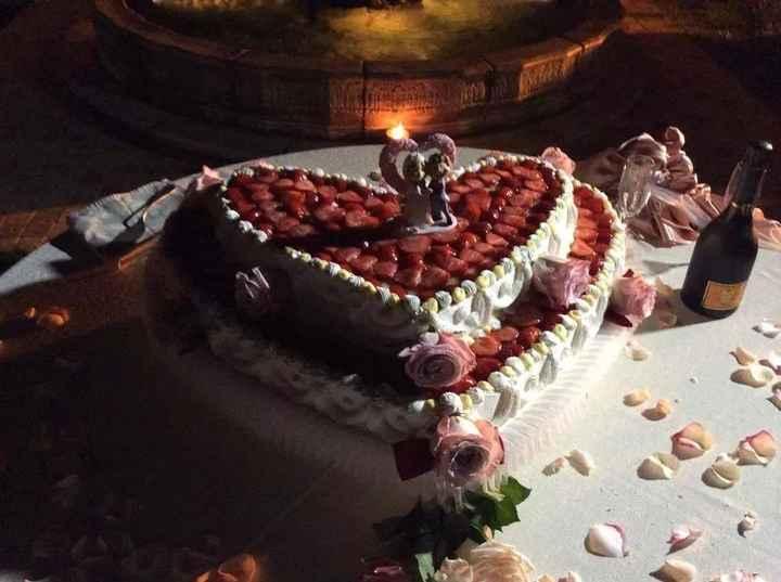 Wedding cake o torta classica? - 1