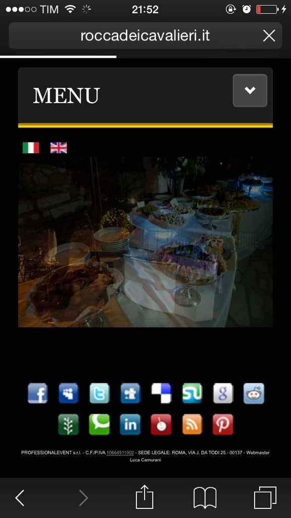 Banqueting mola bella...che ne pensate? - 1