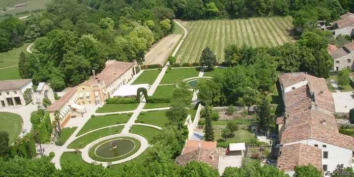 Villa Sagramoso - ristorante Le Cedrare