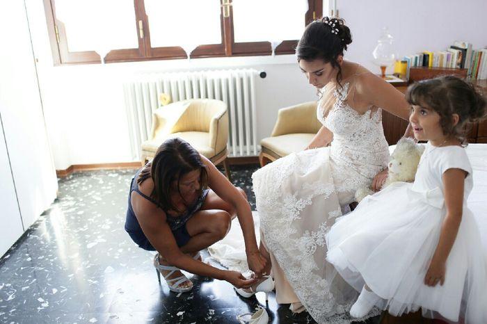 Foto della Camera da letto il giorno delle nozze 35
