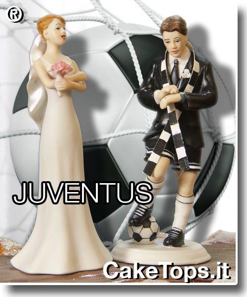 Matrimonio Tema Juve : Cake topper organizzazione matrimonio forum matrimonio.com