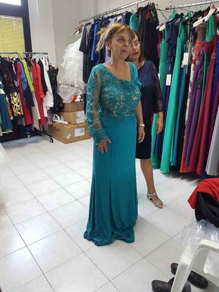 Ed ecco il vestito della mia mamma! 😍🤗🤗🤗 - 1