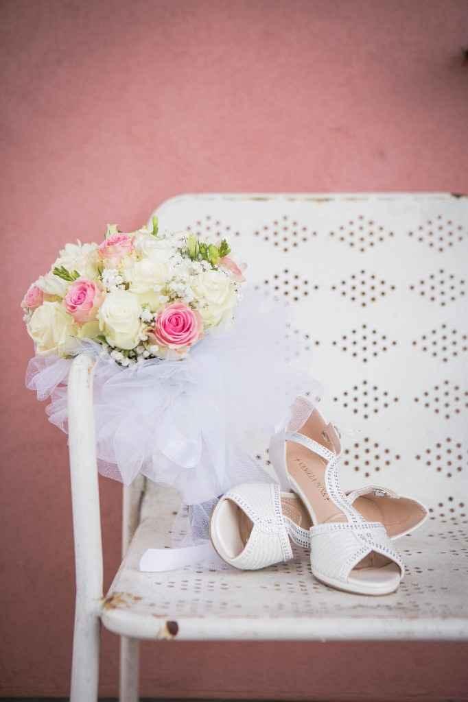 Scarpe da sposa... per piede dolorante!!! - 1
