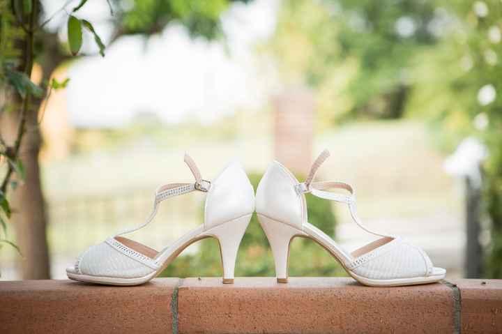 Scarpe da sposa... per piede dolorante!!! - 2