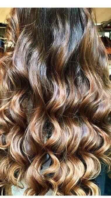 Provando il colore dei capelli per le nozze - 1