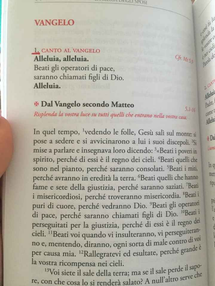 Indecisione lettura - 1