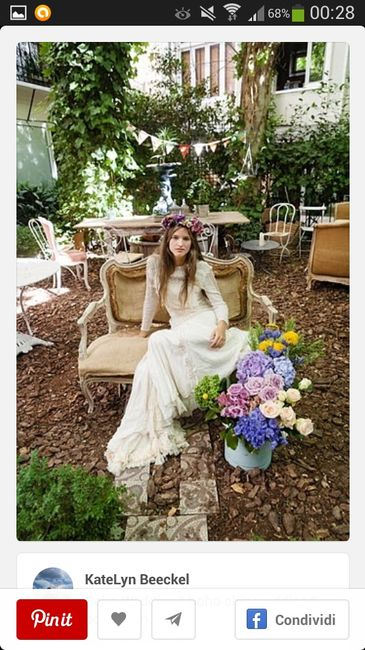 Sposa hippie chic o shabby? - 1