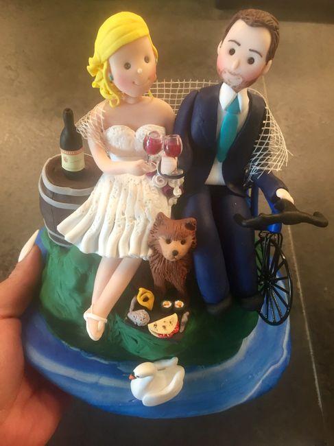 Cake Topper personalizzati 2