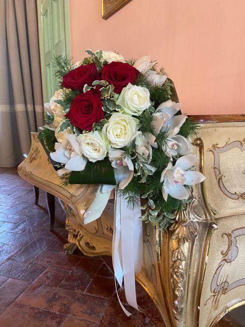 Bouquet per ogni abito 💖💐 7
