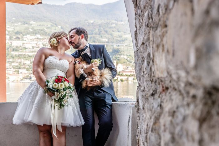 Il tuo vestito da sposa ha la coda? 2