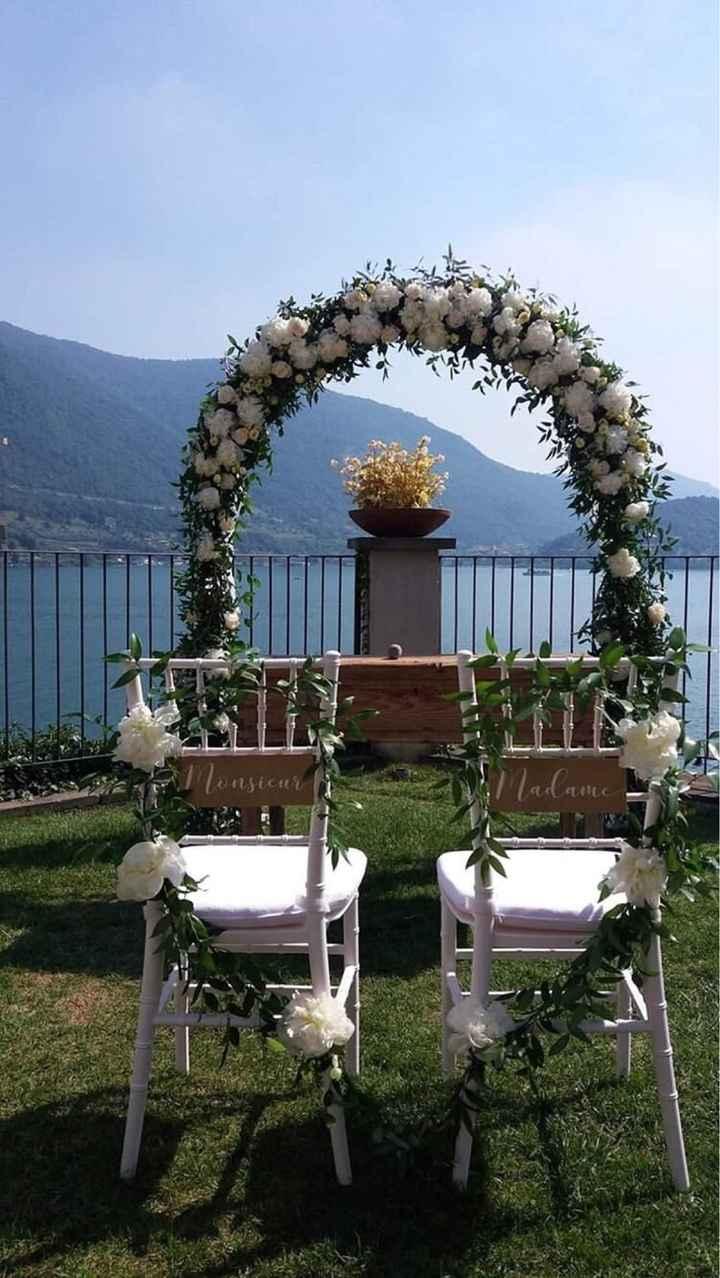Arco per cerimonia - 1
