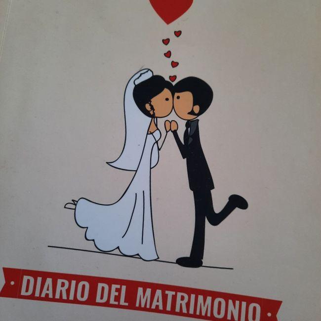 Agenda sposa - 1