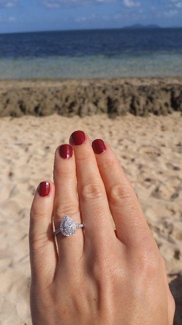 Mi fate vedere il vostro anello della proposta?? 14