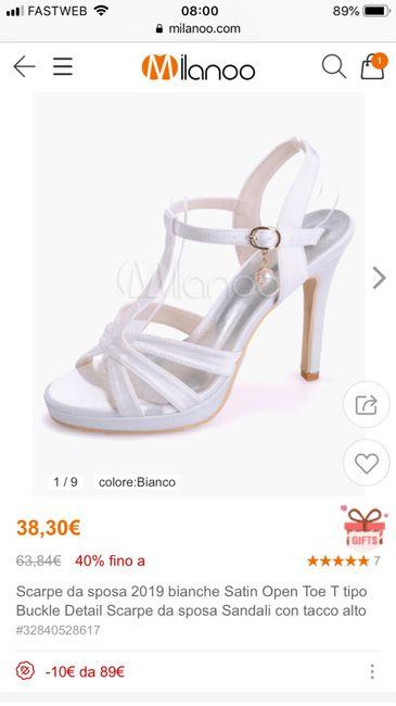 a3cc5669be2a Scarpe da sposa online - Moda nozze - Forum Matrimonio.com