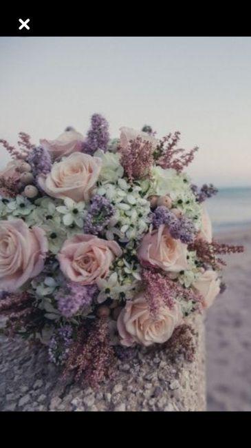 Bouquet a settembre 1
