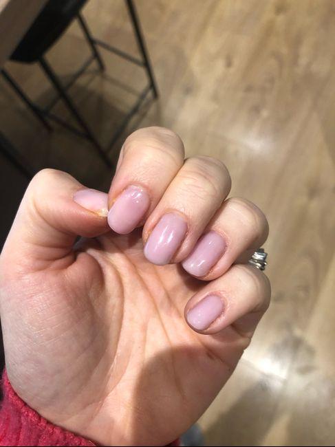 Manicure sposa 1