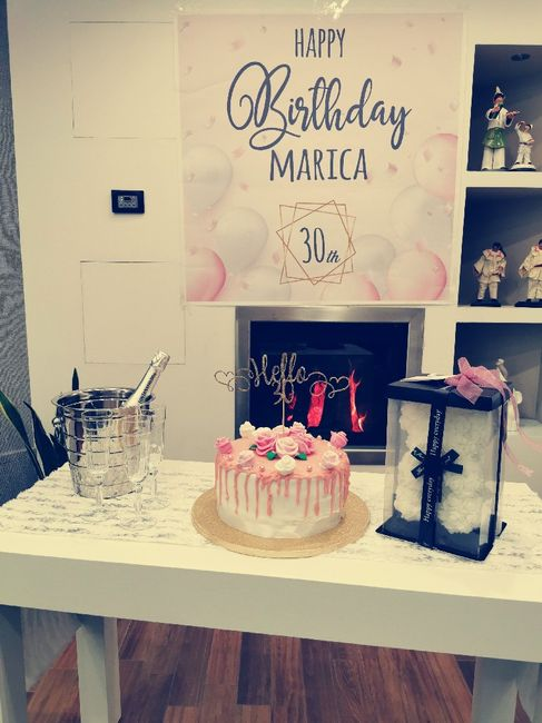 Compleanno in quarantena +30 1