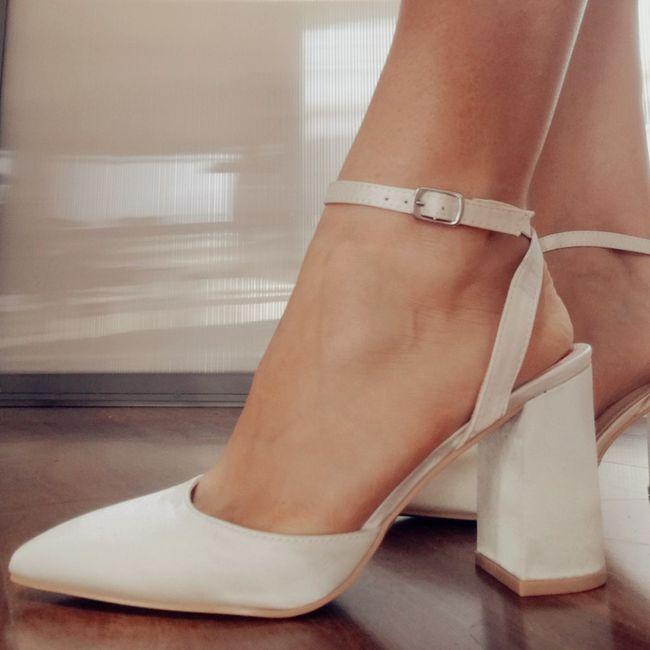 Scarpe sposa estate☀️ 1