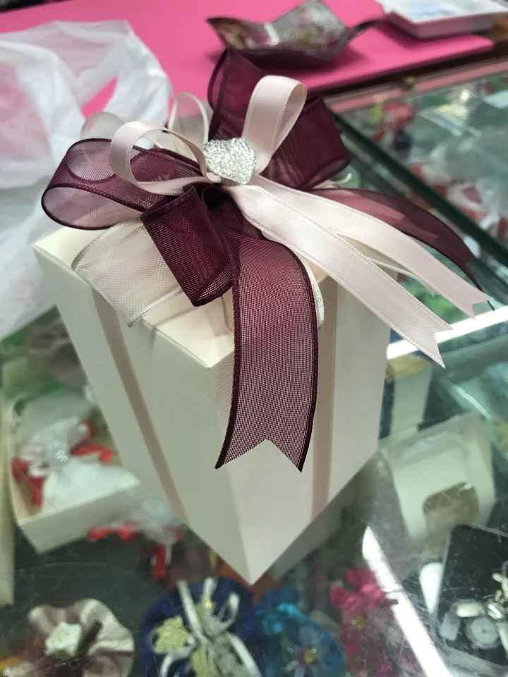 Matrimonio romantico in marsala bianco e rosa - 1
