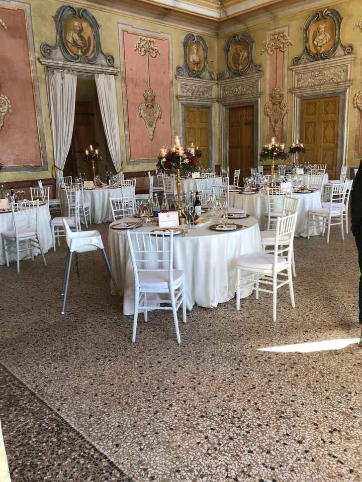 Matrimonio romantico in marsala bianco e rosa - 2