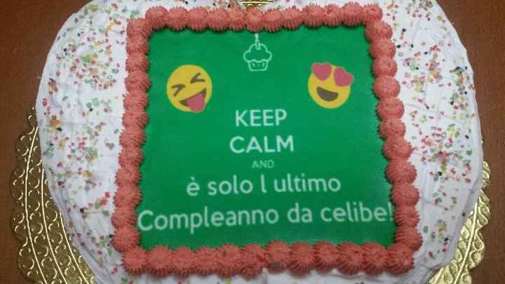 Torta compleanno x fm - 1