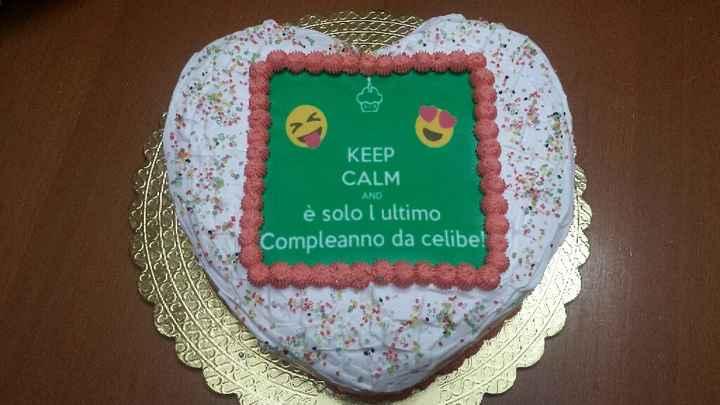 Torta compleanno x fm - 2