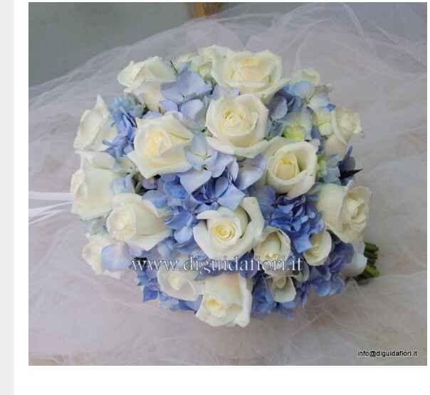 Bouquet per luglio - 1