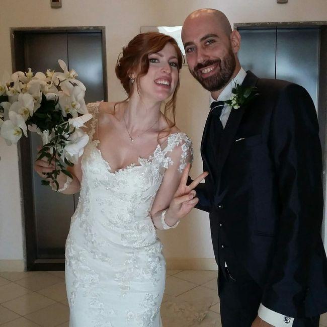 Sposi che sono convolati a nozze durante il Covid-19: lasciate qui i vostri consigli! 👇 60
