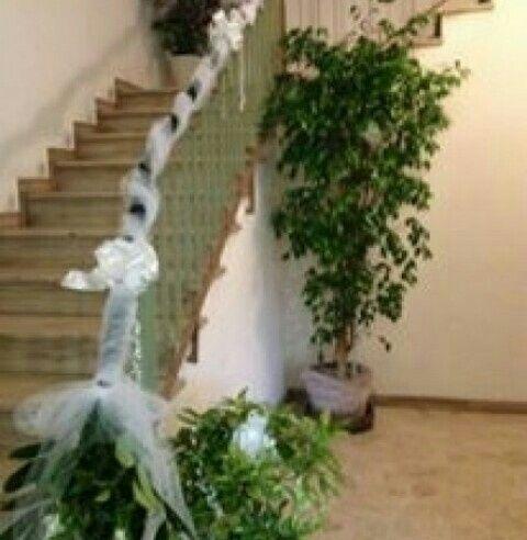 Nel mondo delle nozze addobbo dentro casa prima delle nozze forum - Come addobbare la casa della sposa il giorno del matrimonio ...