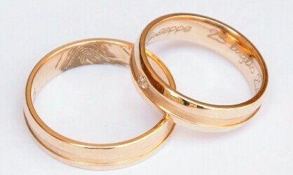 rivenditore all'ingrosso 7e137 9c497 Incisione sulle fedi - Prima delle nozze - Forum Matrimonio.com