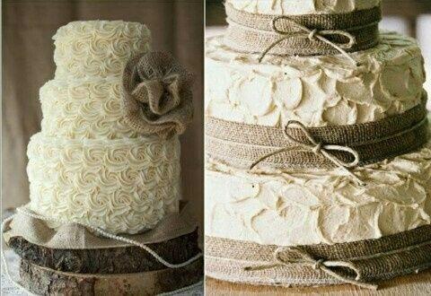 Torte Matrimonio Country Chic : Torta stile country chic ricevimento di nozze forum
