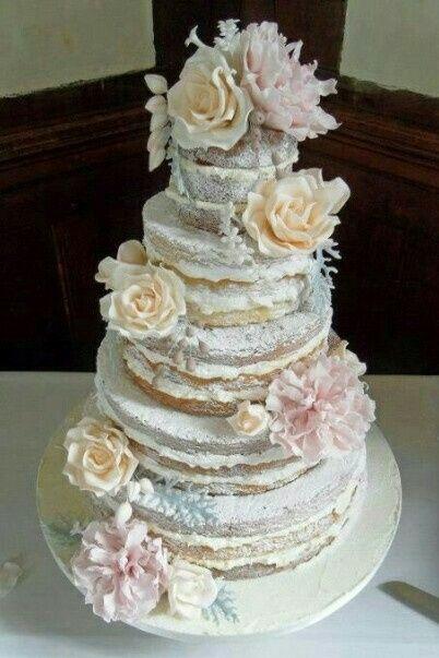 Torta Matrimonio Country Chic : Torta stile country chic ricevimento di nozze forum