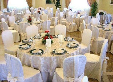 spesso Disposizione tavoli - Ricevimento di nozze - Forum Matrimonio.com MX12
