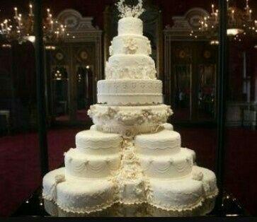 Bomboniera Matrimonio William E Kate.Torta Nuziale William E Kate Vip Forum Matrimonio Com