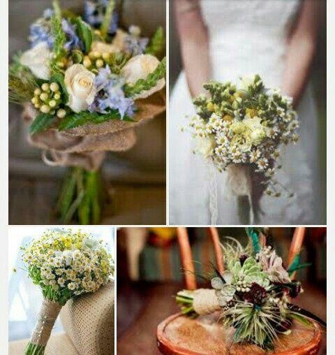 Matrimonio Rustico Cuneo : Bouquet per un matrimonio rustico organizzazione