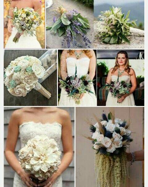 Matrimonio Rustico Sposa : Bouquet per un matrimonio rustico organizzazione
