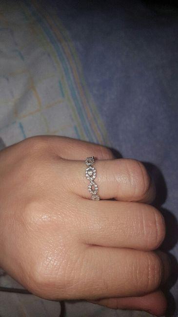 #LoveFriday - Mostrateci il vostro anello di fidanzamento 4