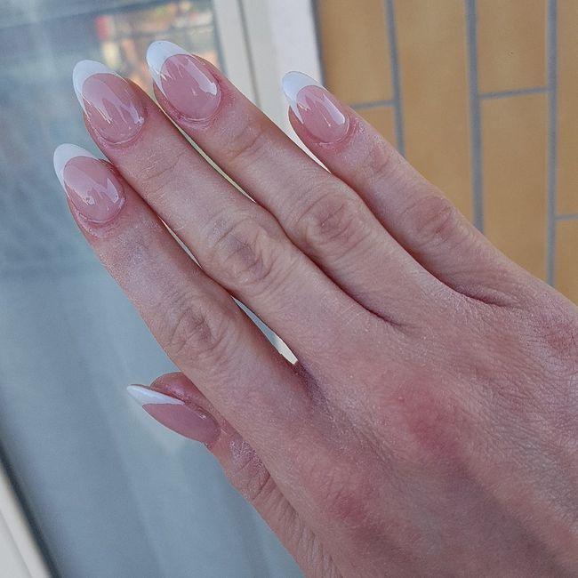 Seconda prova unghie :) - 1