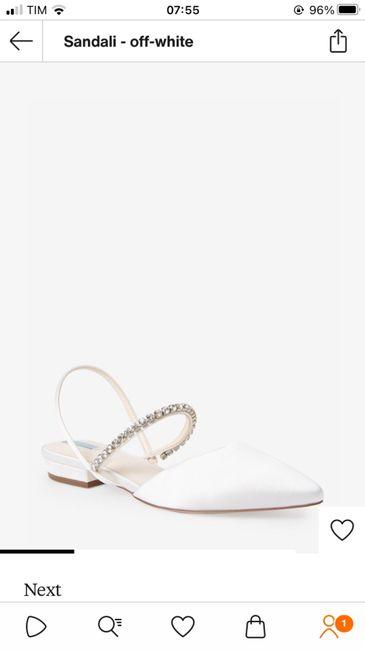 Cambio scarpe 3