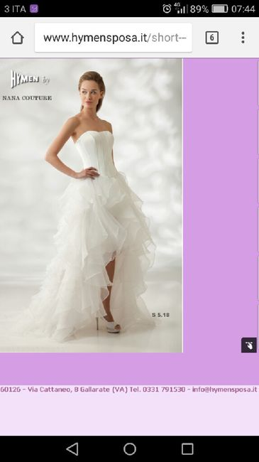 8887dd30795d Chiodo bianco - Moda nozze - Forum Matrimonio.com