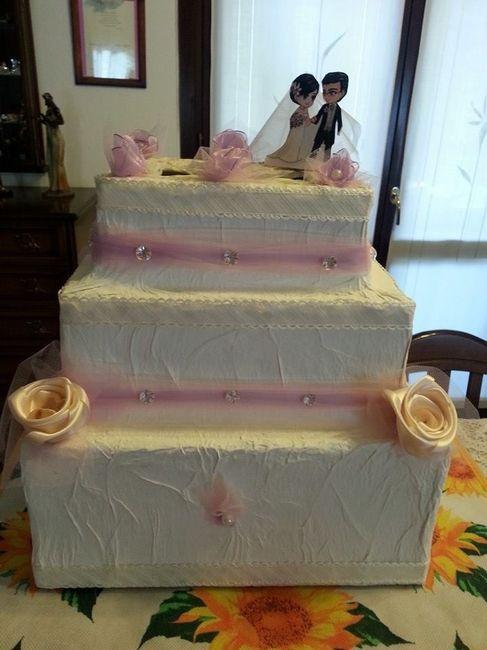 torta portabuste