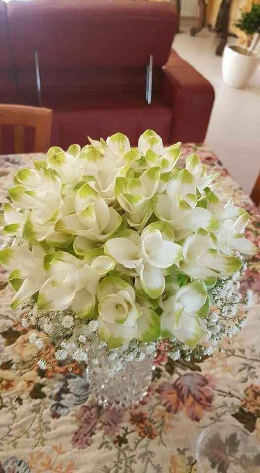 Bouquet da sposa - 1