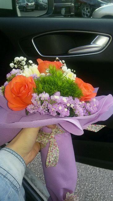 Bouquet stupendo! - 2